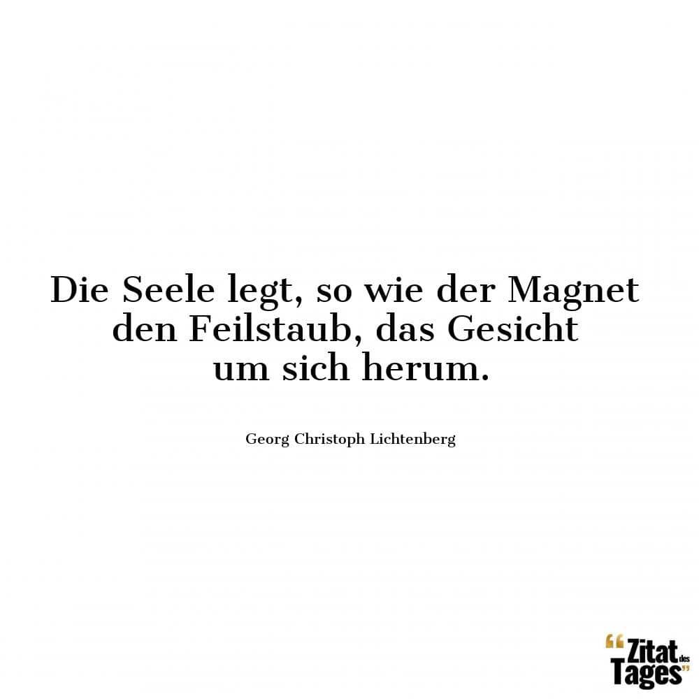 Georg Christoph Lichtenberg Zitate Und Sprüche Zitat Des Tages
